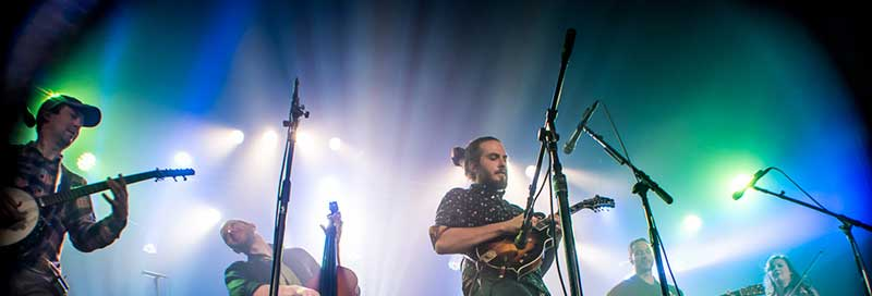 Yonder Mountain String Band Live Downloads